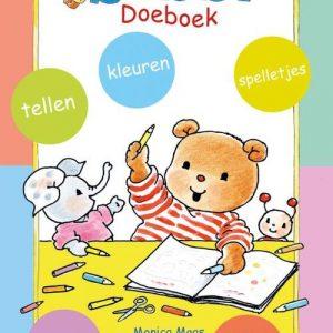 Kluitman Bobbi doeboek