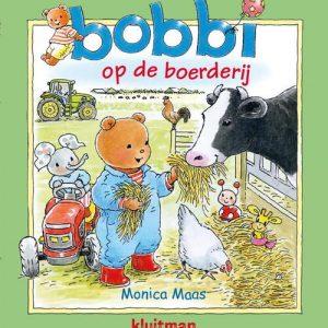 Bobbi op de boerderij - Monica Maas - Hardcover (9789020684346)