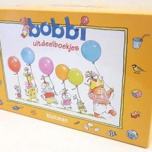 Bobbi uitdeelboekjes - Ingeborg Bijlsma, Maas Monica - Hardcover (9789020684612)