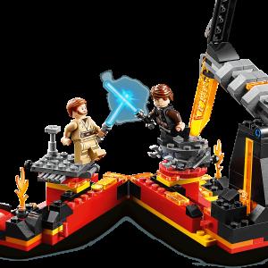 LEGO® Star Wars 76259 Duel op Mustafar™