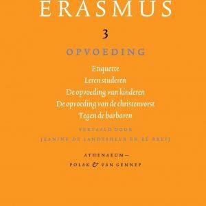Verzameld werk van Desiderius Erasmus 3 - Opvoeding