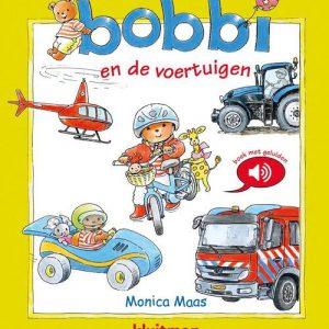 Bobbi en de voertuigen geluidenboek