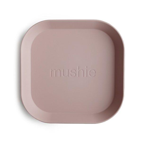 MUSHIE Bord set/2 square blush