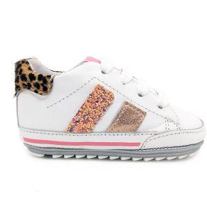 Witte Shoesme Babyschoenen Flex