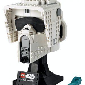 LEGO LEGO Star Wars 75305 Scout Trooper helm