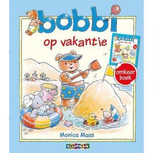 Kluitman Bobbi ommekeerboek op vakantie
