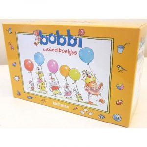 Kluitman Bobbi - 12 uitdeelboekjes