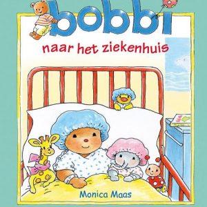 Kluitman Bobbi naar het ziekenhuis