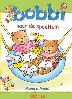 Kluitman Bobbi naar de speeltuin