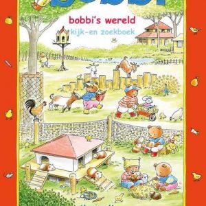 Kluitman Bobbi's wereld kijk- zoekboek