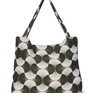 Studio Noos Golden Sunrise Green Mom Bag